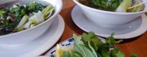 Vietnamese Restaurant in Finsbury Park Beef Pho Bowl