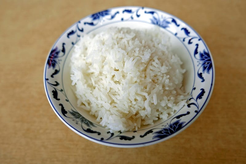 Fragrant Steamed Rice