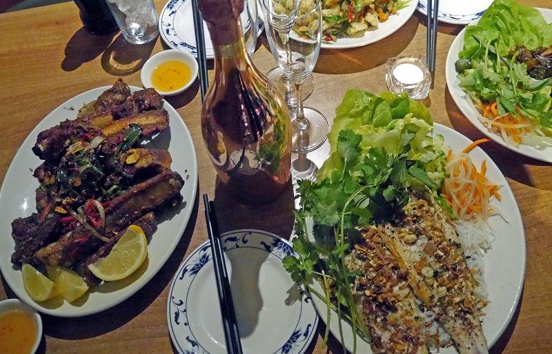 Vietnamese Food Selection